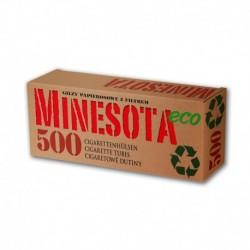 Minesota 500 ECO Zigarettenhülsen