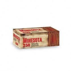 Minesota 250 Zigarettenhülsen