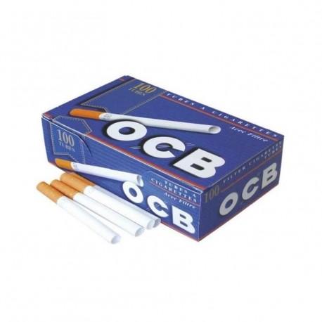 OCB 100 Zigarettenhülsen