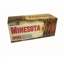 Minesota 300 Zigarettenhülsen