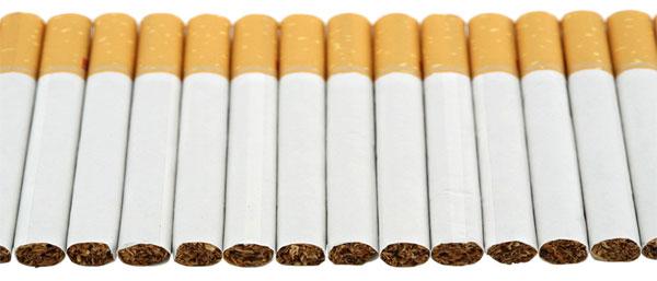 Perfekte Zigaretten
