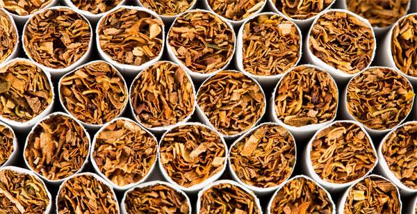 selbst gestopfte zigaretten