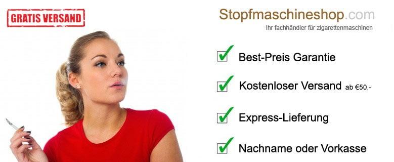 Stopfmaschineshop.com